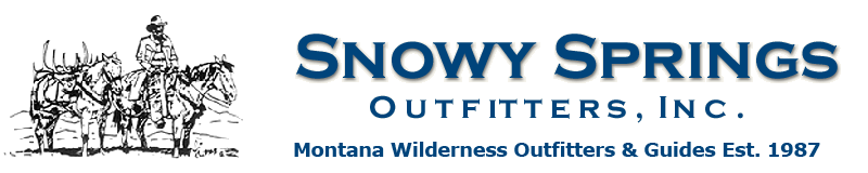 Snowy Springs Outfitters, Inc